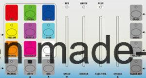 3/24 Channels DMX RGB Controller pictures & photos