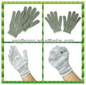 Sterile Cotton Gloves China Factories Light Cotton Gloves pictures & photos