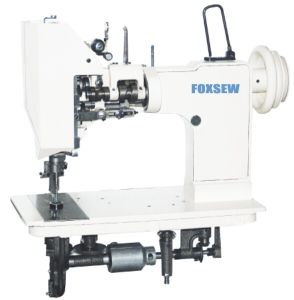 Handle Operated Universal Upper Lockstitch Embroidery Machine pictures & photos