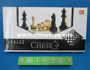 Promotion Gift Educational Toys Plastic Playing Chess Game (1018293) pictures & photos