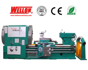 Big Bore Oil Country Lathe Machine (Thread Cutting Machine Q1343) pictures & photos