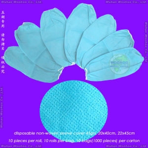Disposable PP Sleeve Protector pictures & photos
