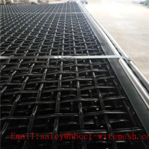 Crimped Wire Mesh for Mining with Hook pictures & photos