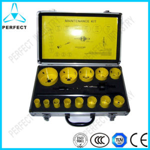 HSS Bi-Metal Hole Saw Set pictures & photos