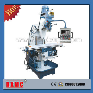 Metal Cutting Turret Milling Machine X6325W pictures & photos
