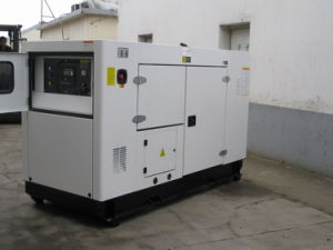 80kw/100kVA EPA Super Silent Diesel Generator Set pictures & photos