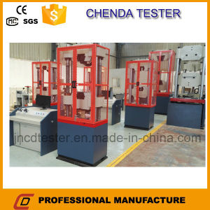 60 Ton Computer Control Servo Hydraulic Universal Tensile Testing Machine +Lab Equipment pictures & photos