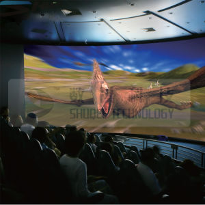 Exciting 5D 6D Cinema, 6D Cinema Simulation (SQL-021)