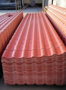 Roma Corrosion Resistant Roof Tiles pictures & photos