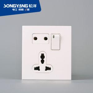 Flame Retardant PC Plastic Mf Socket pictures & photos