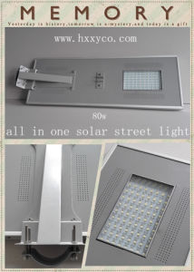 All in One Solar Street Light Made in Shenzhen pictures & photos