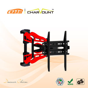 Articulating Swivel Arm Left and Right TV Cantilever Wall Mount Bracket (CT-LCD-L01BX) pictures & photos