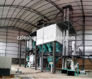 Best Selling Szlh320 Animal Feed Pellet Production Line pictures & photos