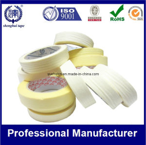 Normal /Middle/High Temperature Resistant Crepe Masking Tape with pictures & photos