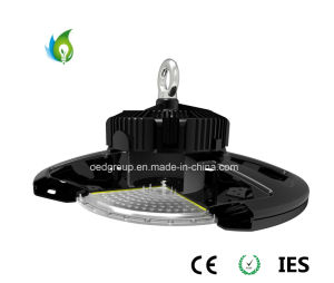 3-5 Years Warranty IP65 Beam Angle 90deg UFO LED Lighting 100W UFO LED High Bay 130lm/W pictures & photos