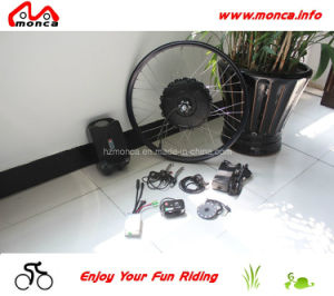 26′′ Electric Bike Kit with 350W High Speed Brushless DC Motor pictures & photos