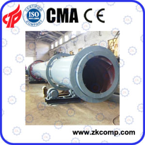 Cement Production Line Use Rotary Drum Dryer pictures & photos