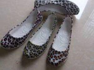 Fashion Lady Sandal Print with Leopard (XF-N22)