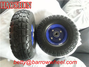 Rubber Wheels 410/3.50-4 Tool Cart Wheel pictures & photos