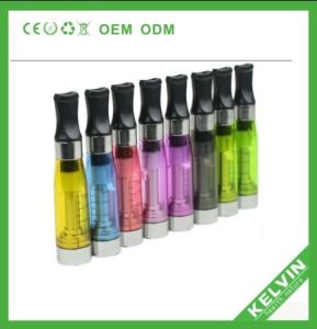 2014 Newest E Cigarette Atomizer with 2.5-2.9 Ohms, 510 Screw Thread