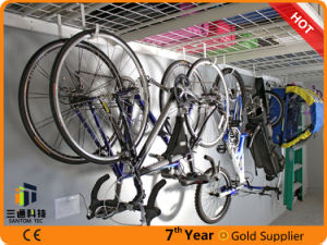 Garage Bike Hanging Rack, Overhead Storage Rack/Overhead Ceiling Racks/Ceiling Hanging Rack pictures & photos