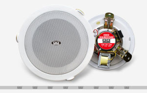 Iron Coaxial Tweeter Ceiling Speaker (LTH-903) pictures & photos