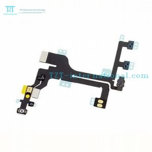 Mobile Phone Switch on off Power Flex Cable for iPhone 5c pictures & photos