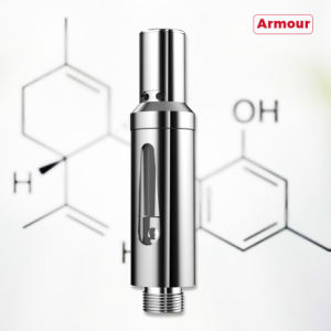 Easy Carry Tank Ciggallery High Quality 100% No Leakage Organic Cotton Top Filling Thc Oil Tank Cbd Oil Cartridges pictures & photos