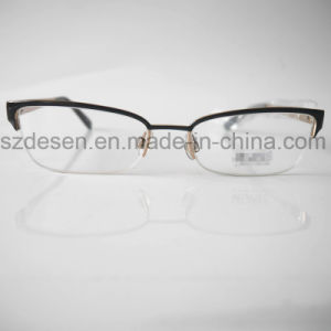 High Quality New Style Half Rim Spectacle Frame Eyeglasses pictures & photos