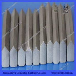 Chisel Drill Bit Use K034, K042 Cemented Carbide Flat Bits pictures & photos