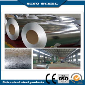 Dx52D Grade Z80 Hot DIP Galvanized Steel Coil for Construction pictures & photos