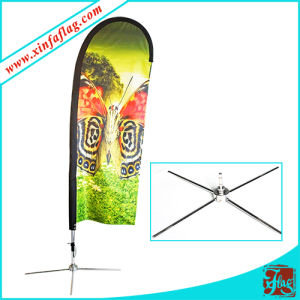 promotional Feather Flag Beach Flag Knife Flag pictures & photos