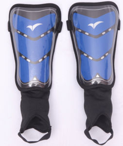 Qh-327-2 EVA PVC Football Shin Guard