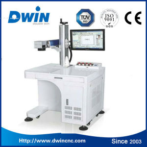 20W Fiber Laser Marking Machine for Metal Marker Price pictures & photos