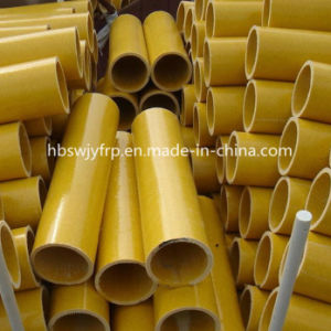 FRP Profile in Type of Fiberglass Round Tube pictures & photos
