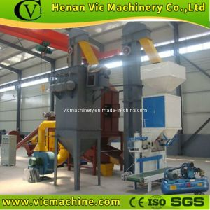 VIC Pellet Making Plant, wood and feed pellet production line pictures & photos