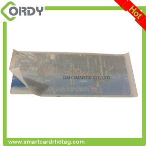 UHF RFID Windshield Label/Sticker/Tag for car parking system pictures & photos
