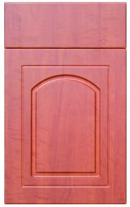 Wood Color Cabinet Door/Wood PVC Cabinet Door/Wood Core Door pictures & photos