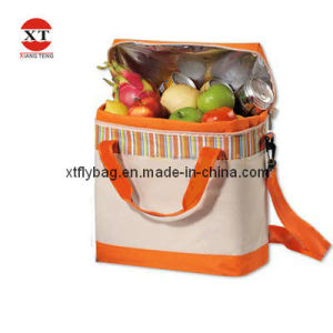 Portable Ployester Lunch Ice Bag, Shoulder Duffel Cooler Bag pictures & photos