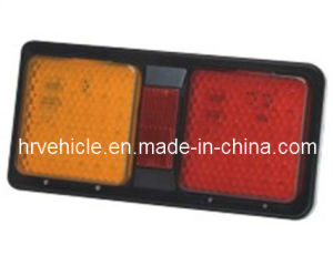 LED Stop Indicator Tail Light with Reflector for Truck pictures & photos