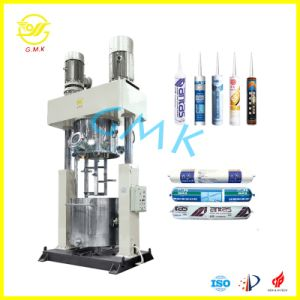 Silicone Sealant, Ms, PU Sealant Mixer Gantry Type Double Planetary Mixer with Disperser pictures & photos
