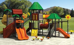 New Design Outdoor Playground (TY-02201) pictures & photos