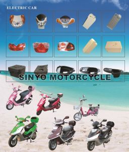 Hot Sell Efficient Electric Scooter Spare Parts pictures & photos