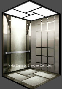 Luxurious Passenger Elevator with Gearless Traction Machine pictures & photos
