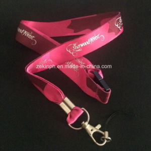 High Quality Heat-Transfer Printing Lanyards pictures & photos