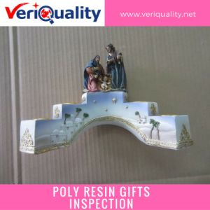 Poly Resin Gifts Quality Control Inspection Service at Quanzhou, Fujian pictures & photos