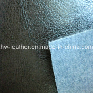 Furniture Semi PU Leather Hw-865 pictures & photos