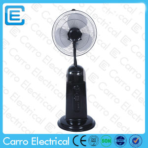 New Design 16inch Misting Fan with Remote Control Outdoor CE1602