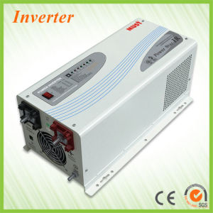 5000W DC48V PV Solar Inverter with MPPT Charge Controller pictures & photos