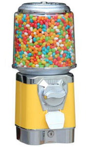 Round Gumball Vending Machine with Cashdrawer (TR618R) pictures & photos